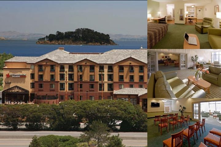 San Rafael Extended Stay America photo collage