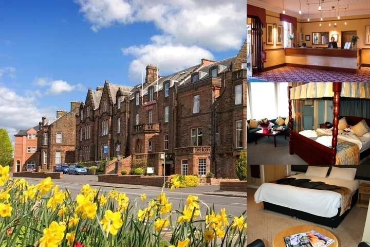 Cairndale Hotel & Leisure Club photo collage