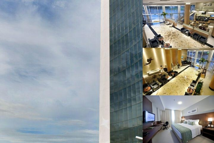 Quality Hotel Aeroporto Vitória photo collage