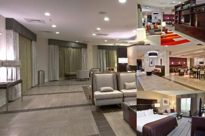 Holiday Inn Charlotte Airport photo collage