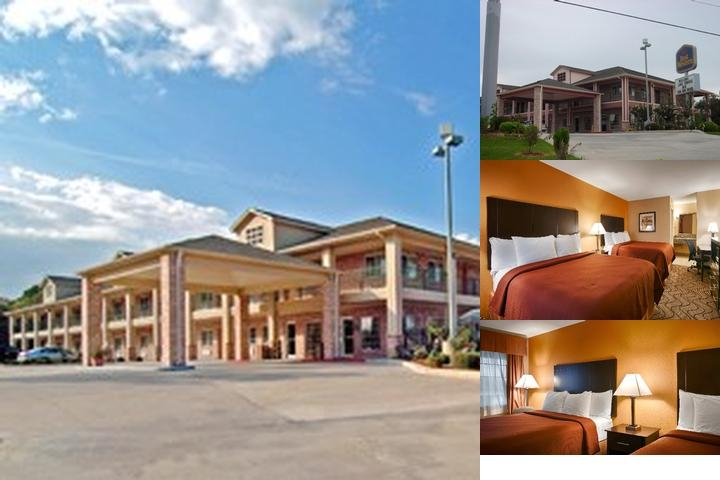 Best Western Lake Conroe Inn photo collage