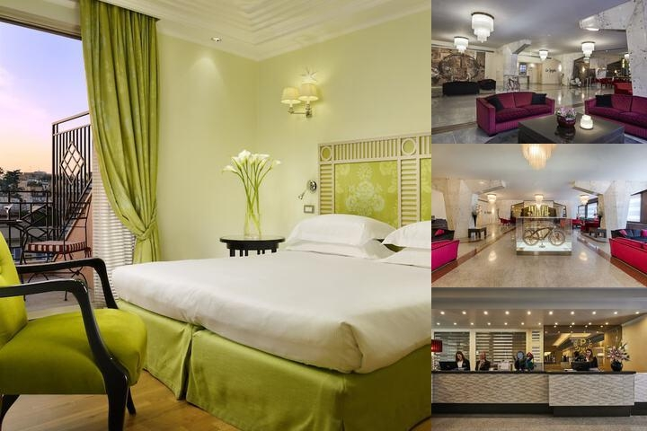 Fh Grand Hotel Palatino photo collage