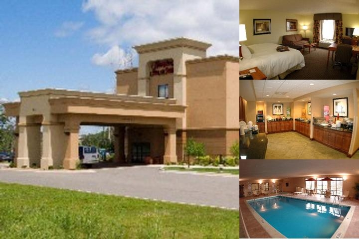 Hampton Inn & Suites Grand Rapids Airport photo collage