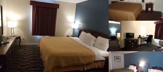 Emerald Crown Hotel photo collage