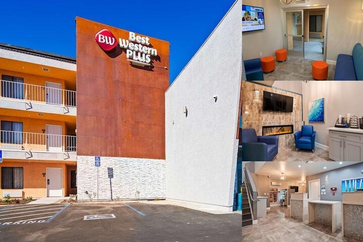 Best Western Continental Inn photo collage