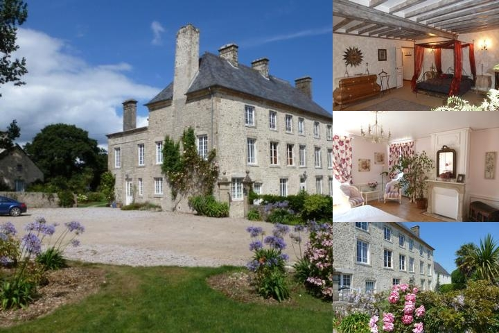 Manoir De Savigny photo collage