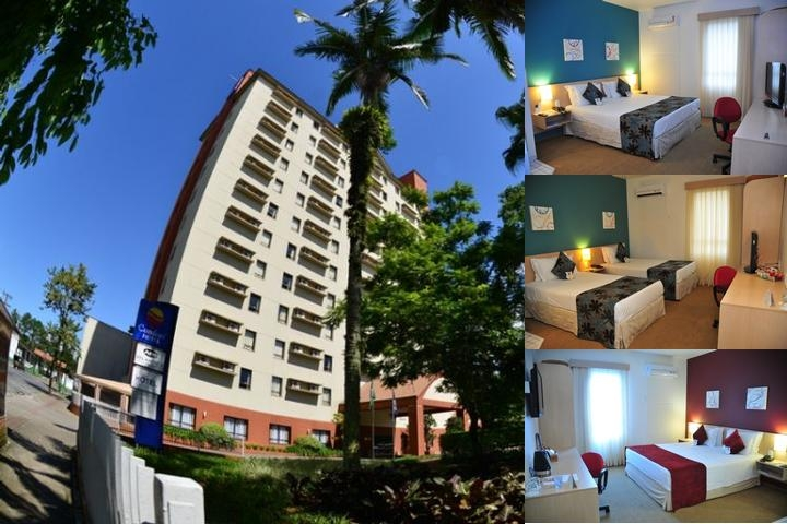 Comfort Inn Joinville photo collage