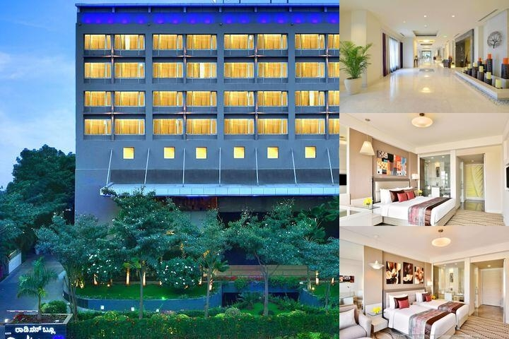 Radisson Blu Bengaluru Outer Ring Road photo collage