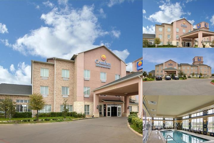 Comfort Inn & Suites Near Lake Lewisville photo collage