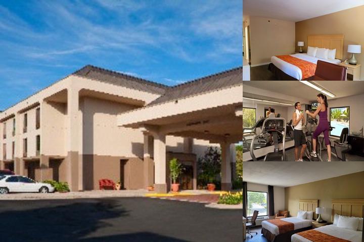 Jameson Inn Hotel Golden Isles / Brunswick Photo Collage