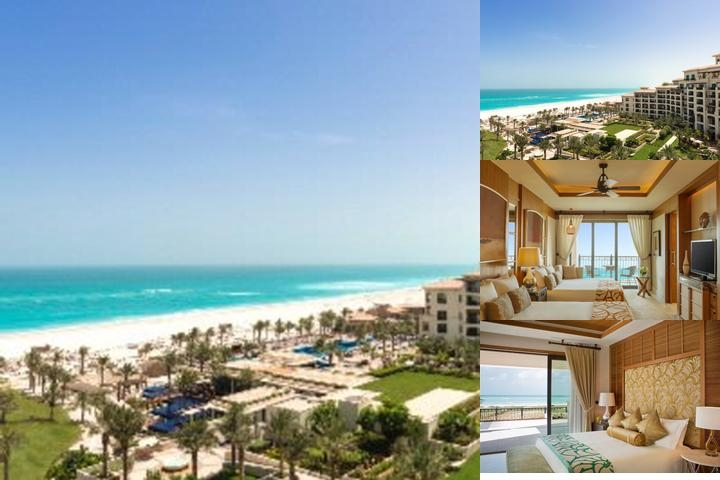 The St. Regis Saadiyat Island Resort photo collage