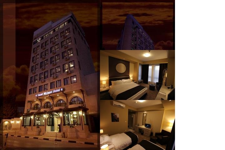 Saint Michael Hotel photo collage