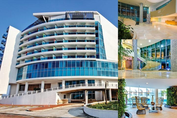 Hotel Las Americas Torre Del Mar photo collage