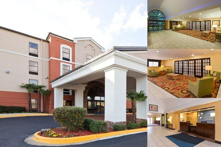 Holiday Inn Express Ridgeland Jackson North Area photo collage