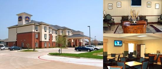 Best Western Lake Dallas Inn & Suites photo collage