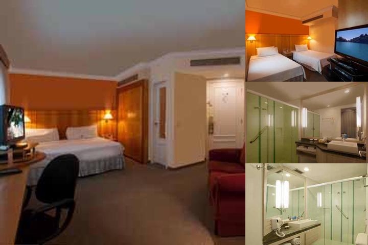 Quality Suites Imperial Hall photo collage