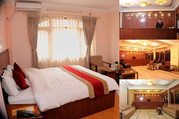 Hotel Brihaspati photo collage