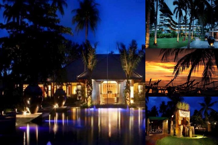 The Santosa Villas & Resort photo collage