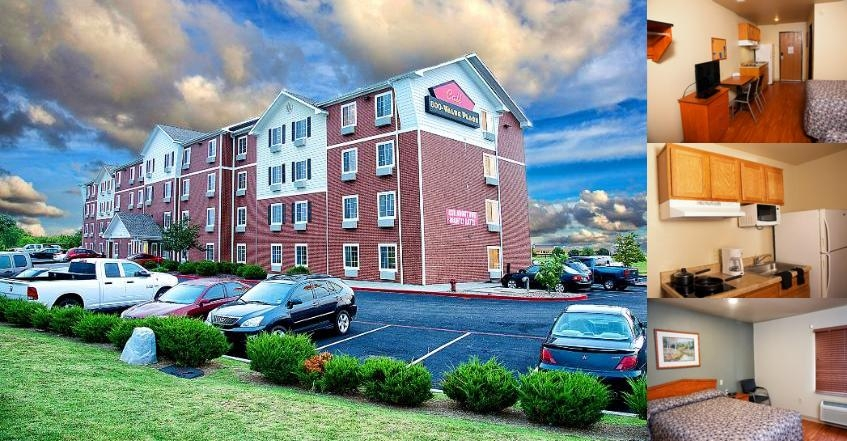 Woodspring Suites Oklahoma City Norman photo collage