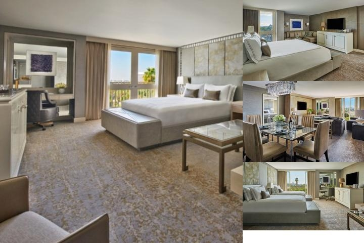 L'ermitage Beverly Hills photo collage