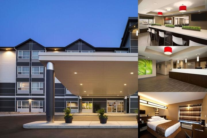 Microtel Inn & Suites by Wyndham Weyburn photo collage