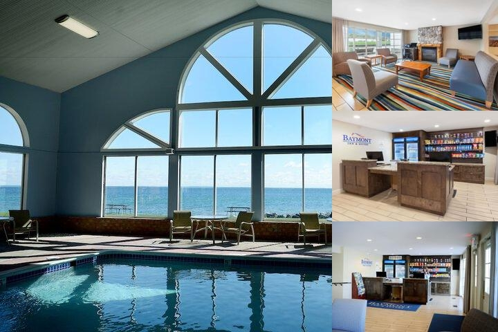 Baymont Inn & Suites St. Ignace Lakefront photo collage