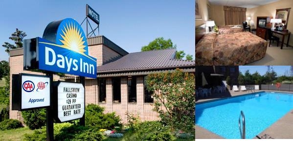 Days Inn Fallsview photo collage