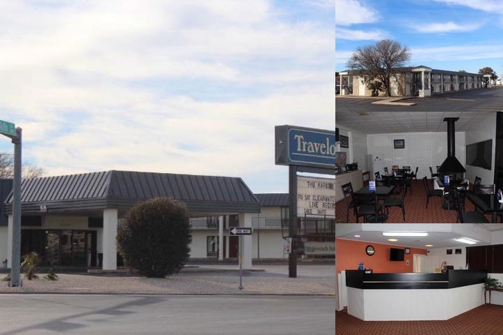Travelodge San Angelo photo collage