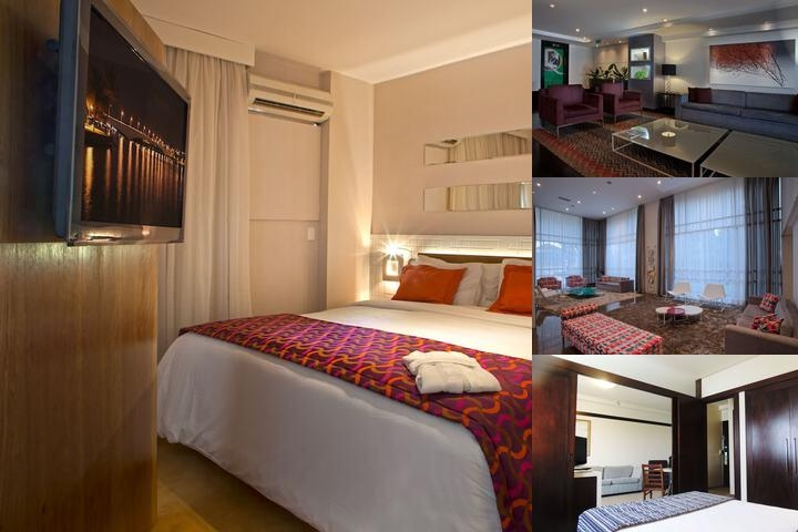 Quality Suites Alphaville photo collage