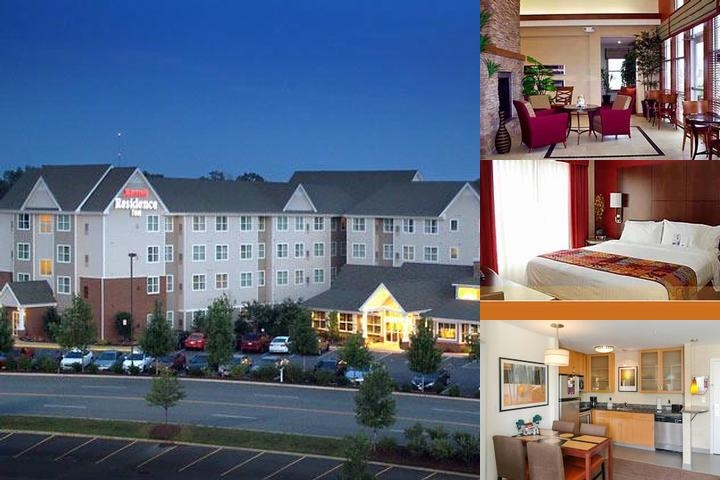 Residence Inn Marriott Fredericksburg photo collage