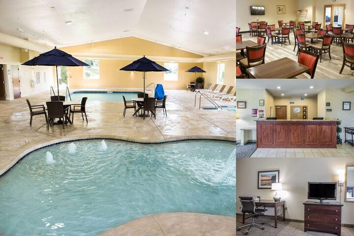 Comfort Suites Lake Geneva Wi photo collage