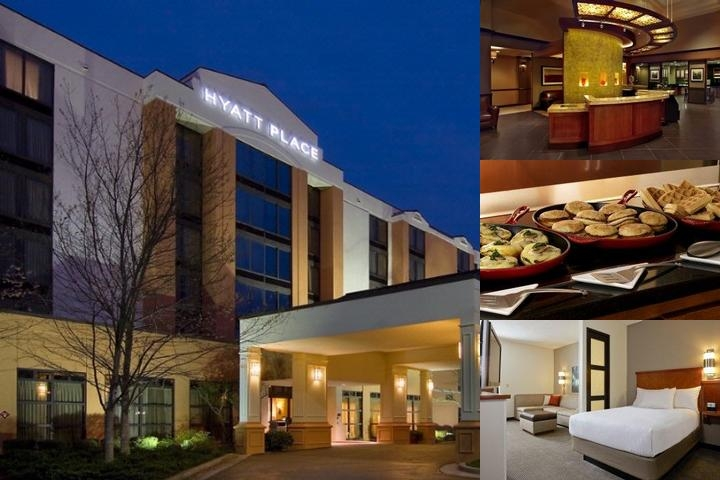 Hyatt Place Hurst photo collage