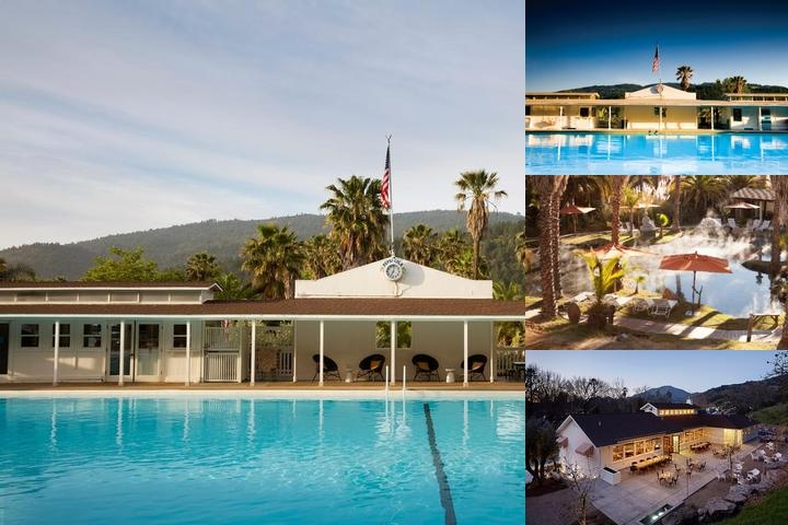 Indian Springs Resort photo collage