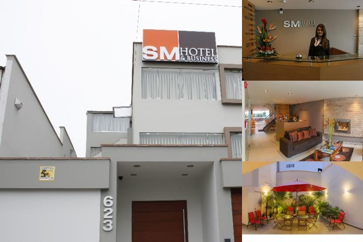 Sm Hotel & Business photo collage