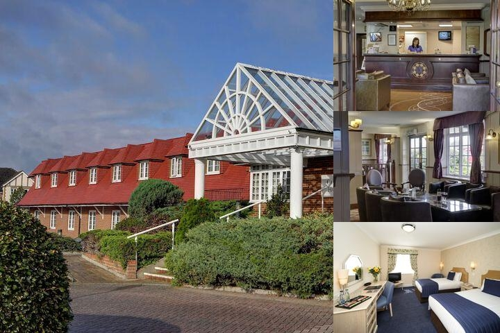 Best Western Reading Calcot Hotel photo collage