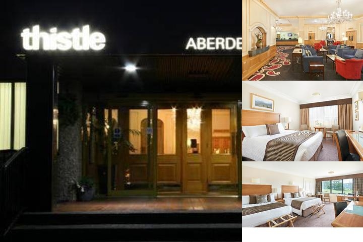 Jurys Inn Aberdeen Airport photo collage