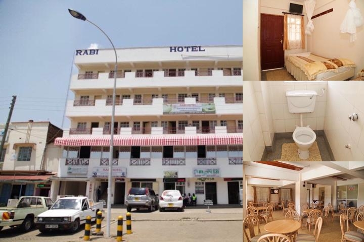 Rabi Hotel photo collage