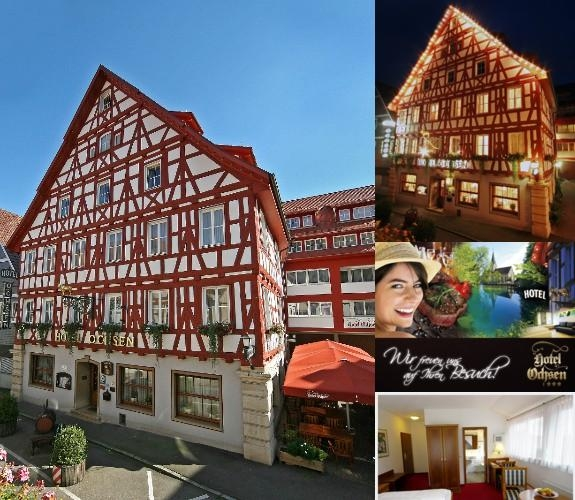 Hotel Ochsen photo collage