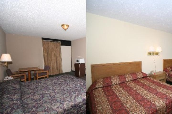 Regal Inn photo collage
