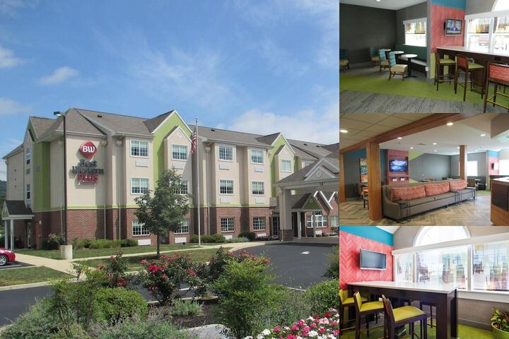 Best Western Plus Harrisburg Mechanicsburg photo collage