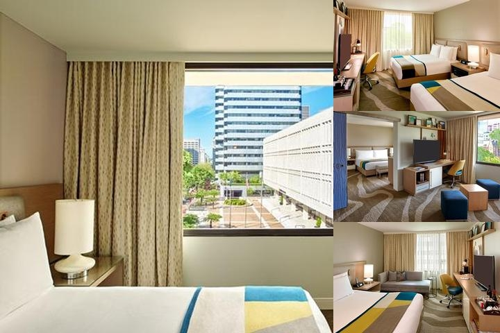 Hotel Modera photo collage