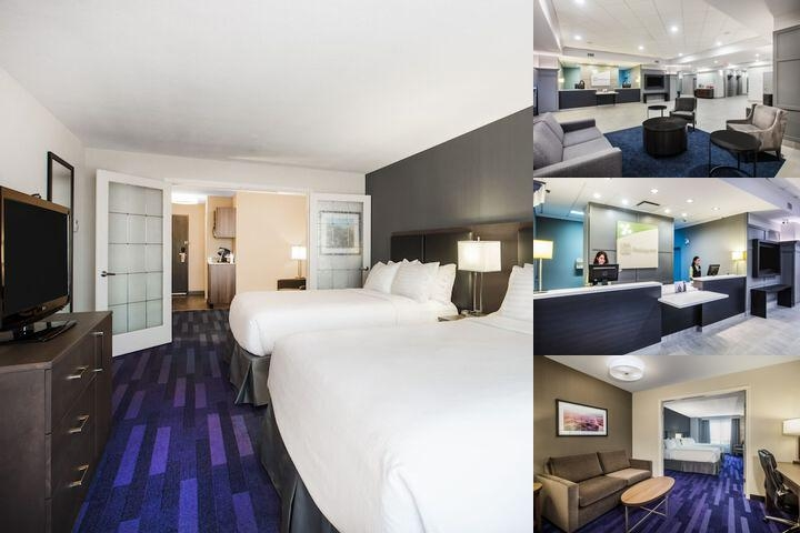 Holiday Inn & Suites Grande Prairie photo collage