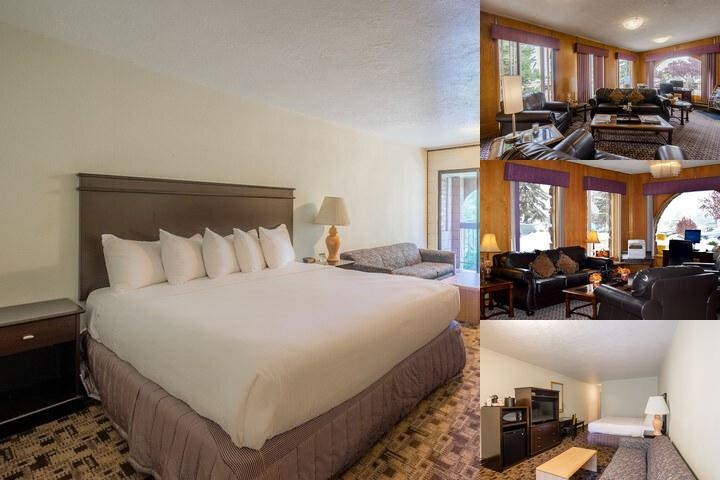 Shilo Inn Boise Riverside photo collage