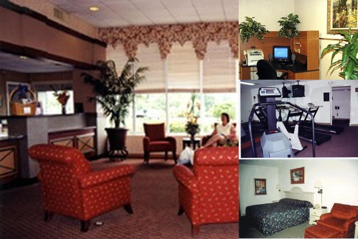 Quality Inn Suites & Conference Center photo collage