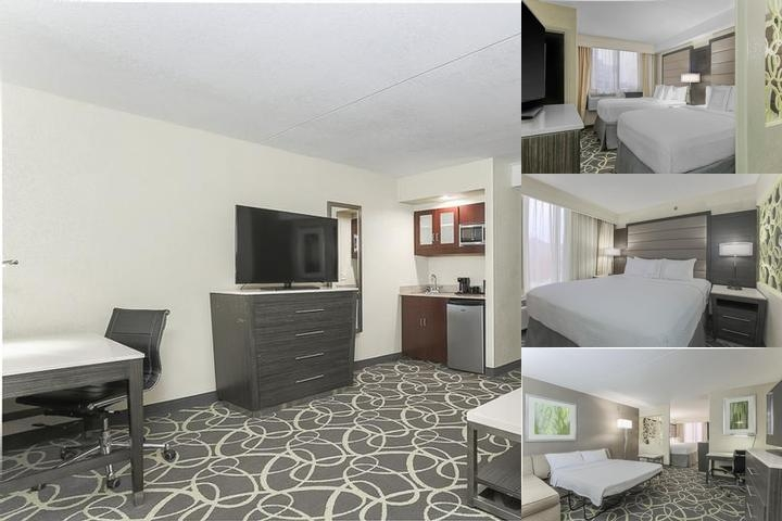 Springhill Suites Quail Springs photo collage