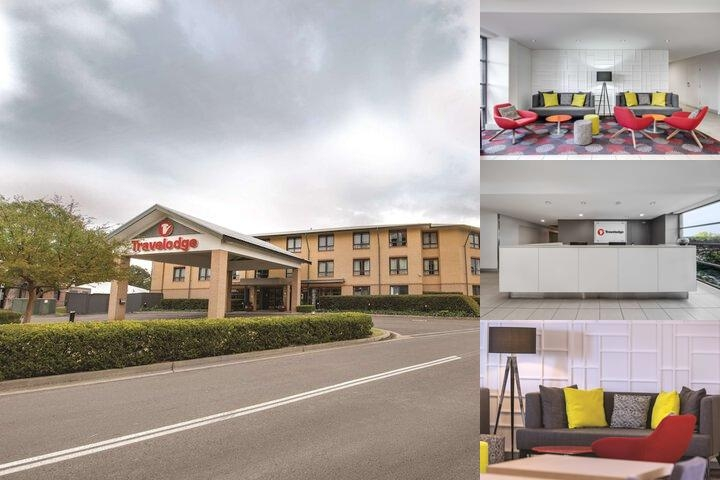 Travelodge Macquarie North Ryde photo collage