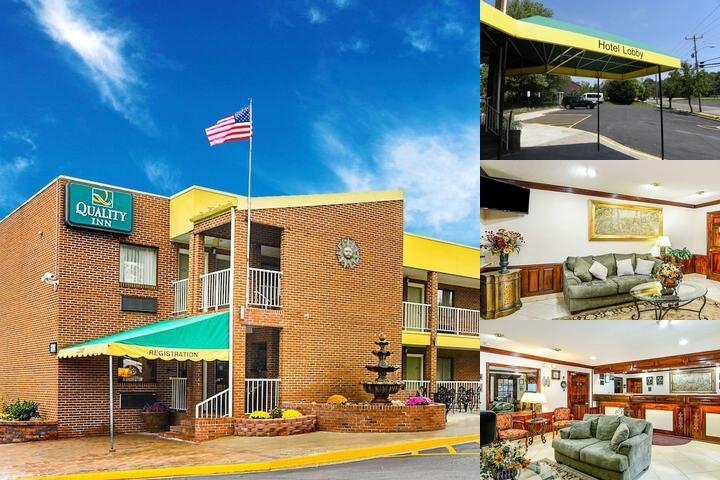 Quality Inn Mt. Vernon photo collage