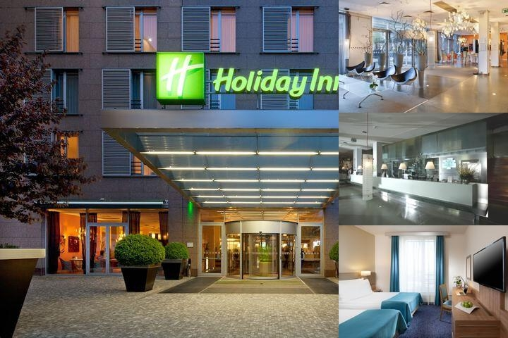 Holiday Inn Prague Congress Centre photo collage