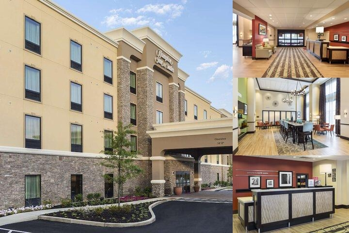 Hampton Inn & Suites Philadelphia Montgomeryville photo collage