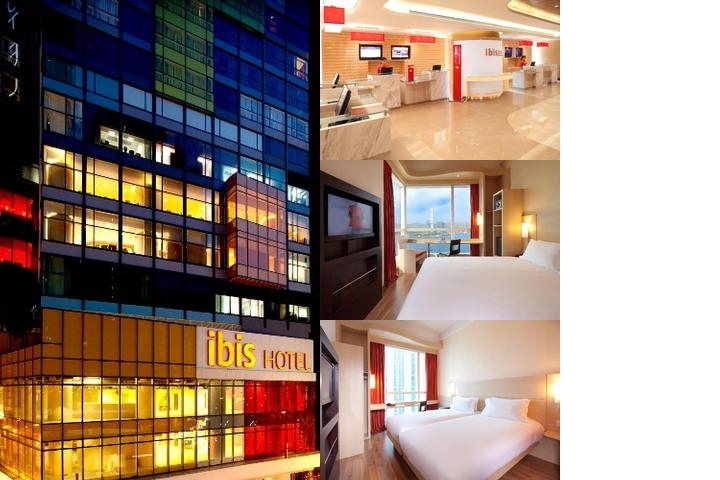 Ibis Hong Kong Central & Sheung Wan photo collage